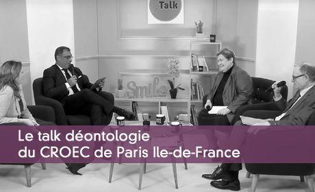 Le talk d�ontologie du CROEC de Paris Ile-de-France