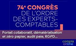 Portail collaboratif, dématérialisation et zéro papier, audit paie, RGPD...
