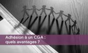 Adhésion à un CGA