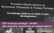 DAF à temps partagé : variété des missions, autonomie et indépendance