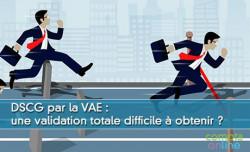 DSCG par la VAE : une validation totale difficile à obtenir ?