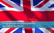 Programme et bibliographie de l'UE12 du DCG