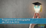 Programme et bibliographie de l'UE 8 du DCG
