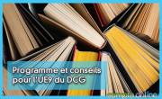 Programme et conseils pour l'UE9 du DCG