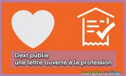 Dext publie une lettre ouverte à la profession
