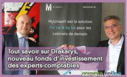 Tout savoir sur Drakarys, nouveau fonds d'investissement des experts-comptables