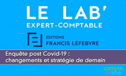 Enquête post Covid-19 : changements et stratégie de demain