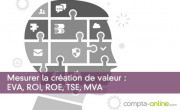 Mesurer la création de valeur : EVA, ROI, ROE, TSE, MVA