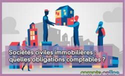 Sociétés civiles immobilières : quelles obligations comptables ?