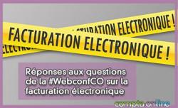 Réponses aux questions de la #WebconfCO Facturation électronique
