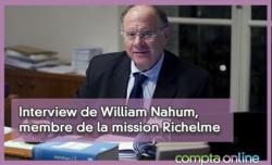 Interview de William Nahum, membre de la mission Richelme