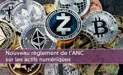 Tout comprendre au nouveau règlement ANC sur les actifs numériques