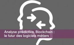 Analyse prédictive, Blockchain : le futur des logiciels métiers