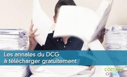 Sujets et corrigés du DCG