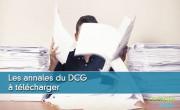Les annales du DCG de 2017 à 2019 à télécharger
