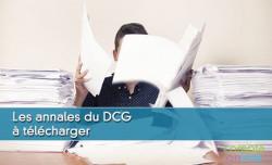 Les annales du DCG à télécharger gratuitement