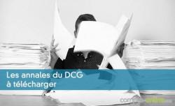 Les annales du DCG de 2010 à 2013 à télécharger