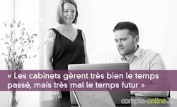 Adrien Sicard : « Les cabinets gèrent très bien le temps passé, mais très mal le temps futur »