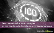 Le CAC et les levées de fonds en crypto-monnaies