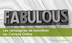 Tout savoir sur les campagnes de bannières sur Compta Online