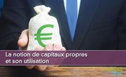 La notion de capitaux propres et son utilisation