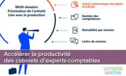 Gestion Interne de Cegid :  accélérer la productivité des cabinets d'experts-comptables