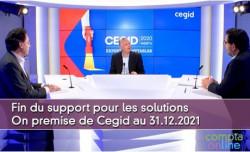 Vers la fin du support pour les solutions On Premise de Cegid Expert et Quadra Expert