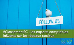#ClassementEC : les experts-comptables influents sur les réseaux sociaux