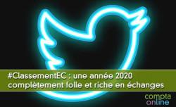 #ClassementEC : une année 2020 complètement folle et riche en échanges