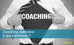 Coaching mémoire : à qui s'adresser ?