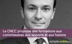 La CNCC propose des formations spécifiques aux commissaires aux apports et aux fusions