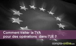 Comptabiliser TVA intracommunautaire