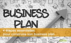 4 étapes essentielles pour construire son business plan