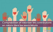 Comptabiliser et valoriser les contributions en nature dans les associations