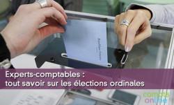 Experts-comptables : tout savoir sur les prochaines élections au CSOEC