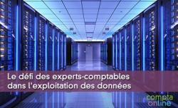 Le défi des experts-comptables dans l'exploitation des données