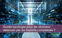 Quelle typologie pour les données détenues par les experts-comptables ?