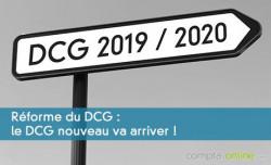 Le DCG nouveau va arriver !