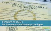 S'inscrire en DCG : les formations à distance ou en ligne