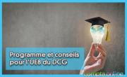 Programme et conseils pour l'UE8 du DCG
