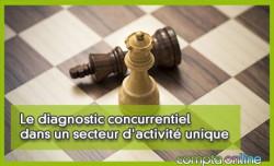 Le diagnostic concurrentiel dans un secteur d'activité unique