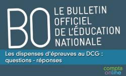 Les dispenses d'épreuves au DCG : questions - réponses