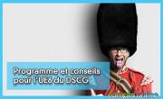 Programme et conseils pour l'UE6 du DSCG