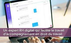 « Lumio Expert » : un expert RH digital  qui facilite le travail d'accompagnement en droit du travail