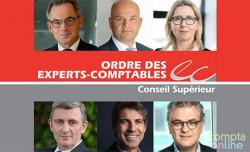 Les propositions des candidats à l'élection au CSOEC