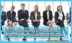 DCG : débouchés professionnels et accès à des études plus longues