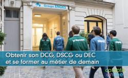 Obtenir son DCG, DSCG ou DEC et se former au métier de demain