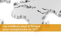 Les meilleurs pays d'Afrique pour entreprendre en 2017