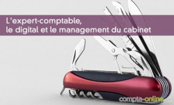 L'expert-comptable, le digital et le management du cabinet