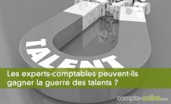Les experts-comptables peuvent-ils gagner la guerre des talents ?